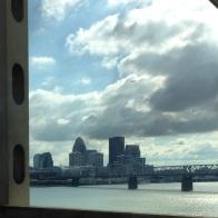 Heading into Louisville, KY