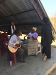 In Zambia, there's always time for singing
