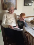 Sweet time getting to know Great Nanny